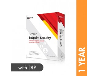 Seqrite Endpoint Security Business Edition with DLP - 1 Year