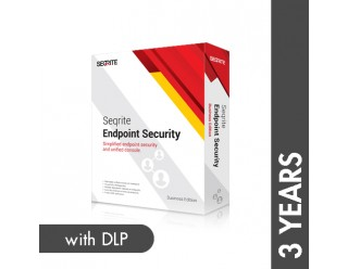 Seqrite Endpoint Security Business Edition with DLP - 3 Years