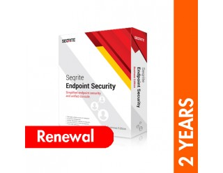 Seqrite Endpoint Security Business Edition Renewal - 2 Years