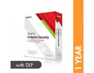 Seqrite Endpoint Security Total Edition with DLP - 1 Year
