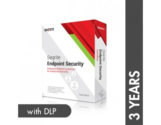 Seqrite Endpoint Security Total Edition with DLP - 3 Years